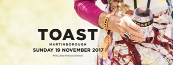 Toast Martinborough Event