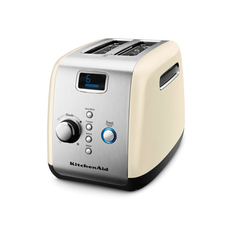 Toaster - 2 Slice, Almond Cream