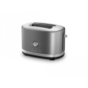 Toaster - 2 Slice, Contour Silver