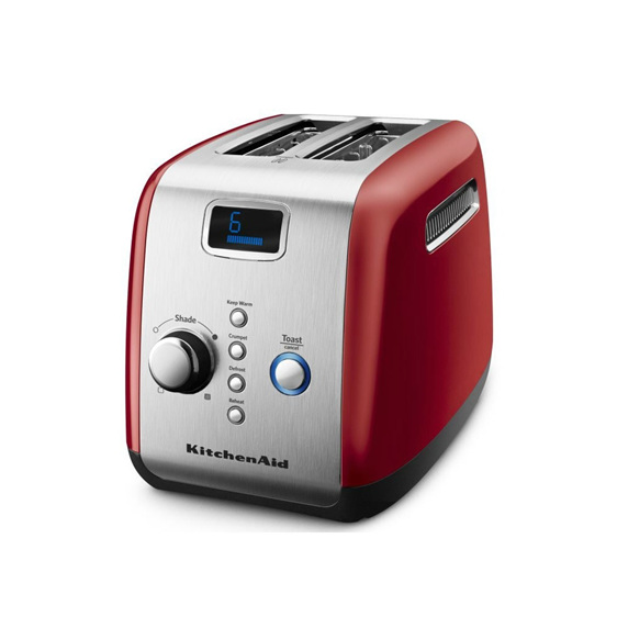 Toaster - 2 Slice, Empire Red