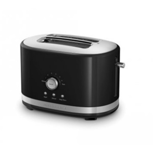 Toaster - 2 Slice, Onyx Black