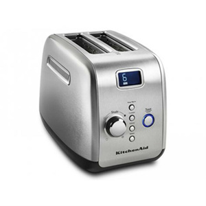 Toaster - 2 Slice, Stainless Steel