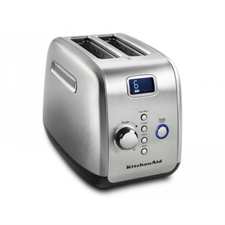 Toaster - 2 Slice, Stainless Steel
