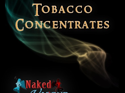 Tobacco Concentrates