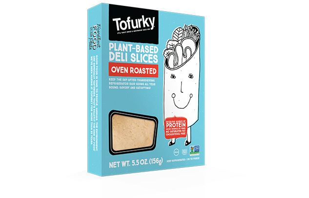 Tofurky Oven Roasted Deli Slices