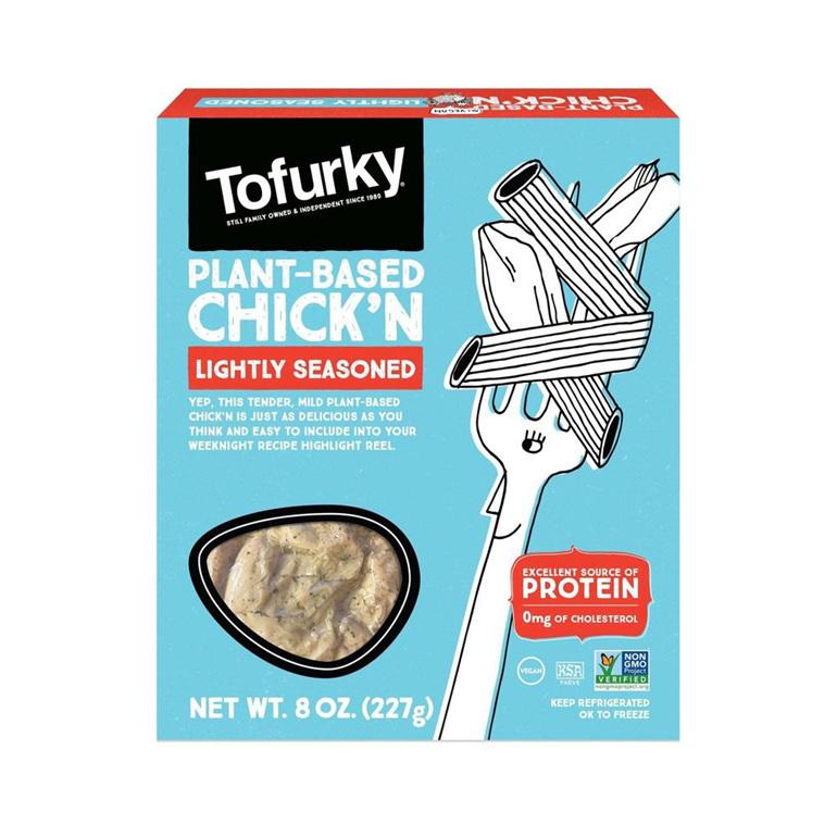 Tofurky Plant Based Chickn