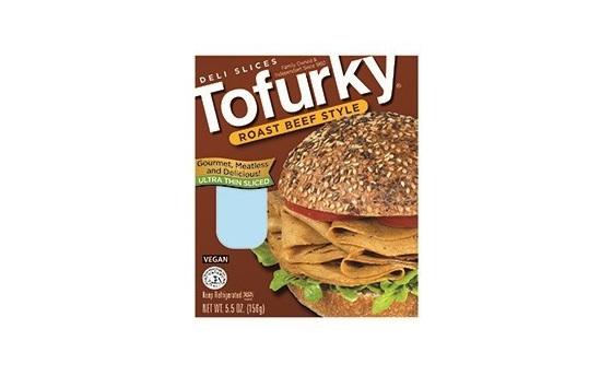 Tofurky Roast Beef Style Deli Slices