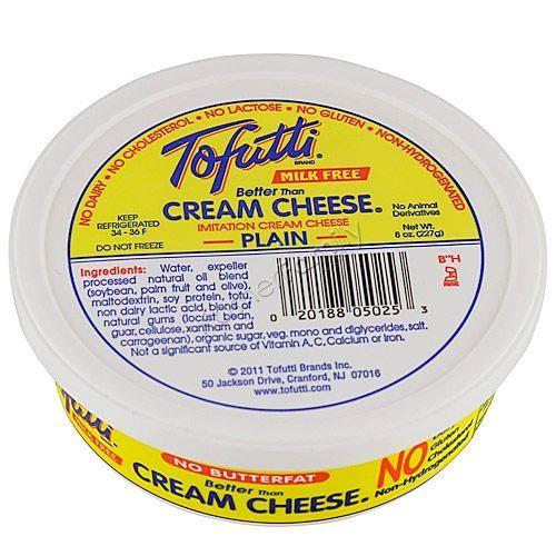 Tofutti Better Than Cream Cheese