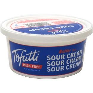 Tofutti Better Than Sour Cream