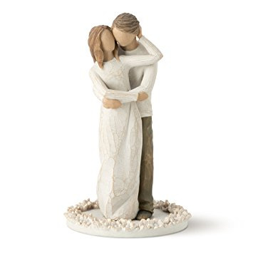 Together Cake Topper - Willow Tree