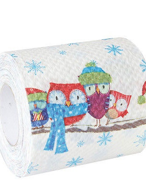 TOILET PAPER SUCH A COLD OWLS