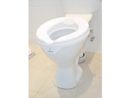 "Toilet Seat raiser 2"" (Hire)"
