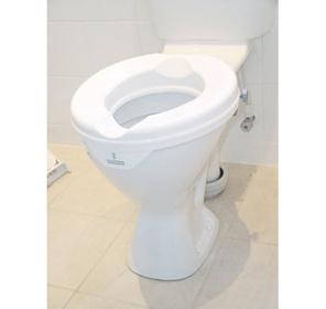 toilet seat raiser 2 inch