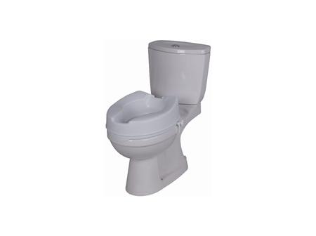 "Toilet Seat raiser 4"" (Hire)"