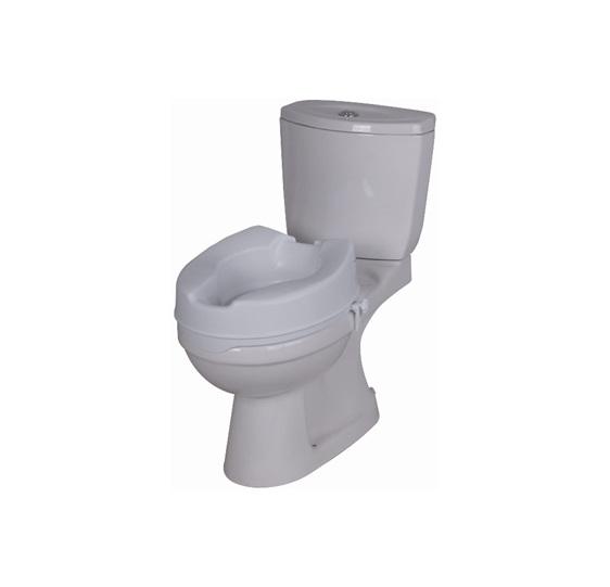 Toilet seat raiser 4 inch