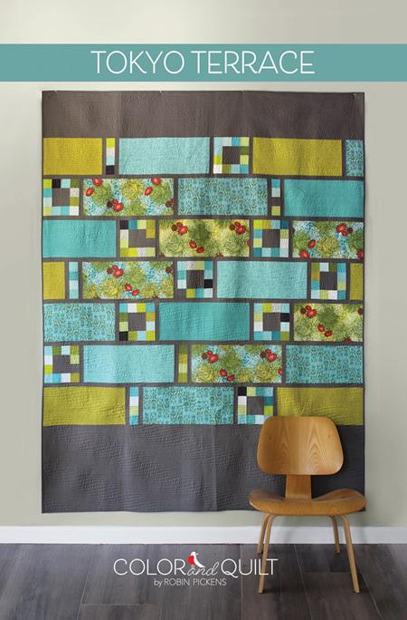 Tokyo Terrace Quilt Pattern