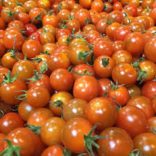 Tomatoes Cherry Organic 1 Punnet