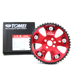 TOMEI ADJUSTABLE CAM GEARS