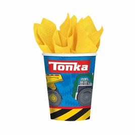 Tonka cups x 8