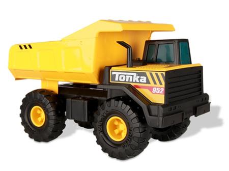 Tonka Steel Mighty Classic Dump Truck