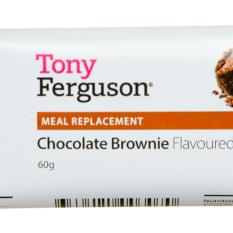Tony Ferguson Chocolate Brownie Bars Single Pack