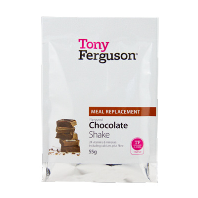 Tony Ferguson Classic Shake Chocolate Single Pack