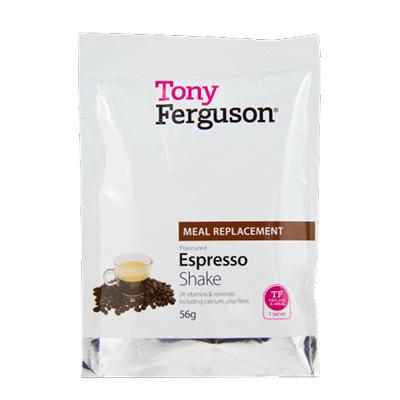 Tony Ferguson Classic Shake Espresso Single Pack