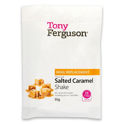 Tony Ferguson Classic Shake Salted Caramel Single Pack