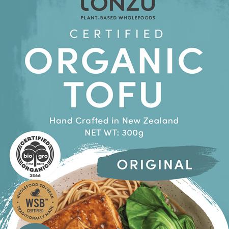Tonzu Organic Tofu -  250g