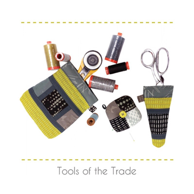 Tools of the Trade designed by Susan Claire Mayfield