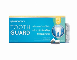 ToothGuard with BLIS M18