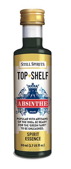 Top Shelf Absinthe