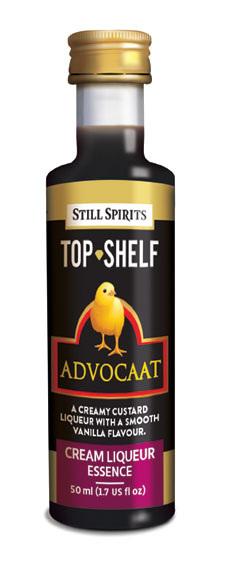 Top Shelf Advocaat
