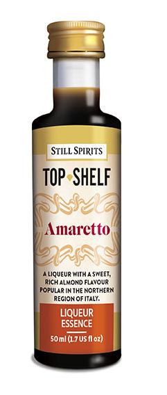Top Shelf Amaretto