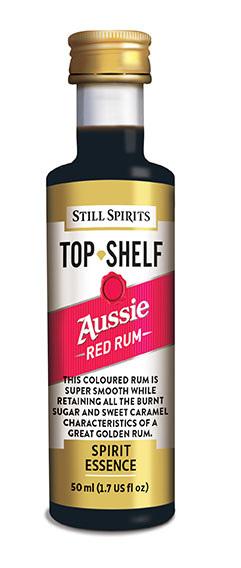 Top Shelf Aussie Red Rum