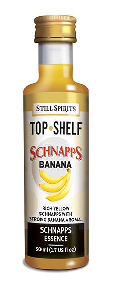 Top Shelf Banana Schnapps