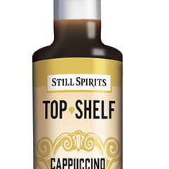 Top Shelf Cappucino
