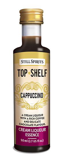 Top Shelf Cappucino