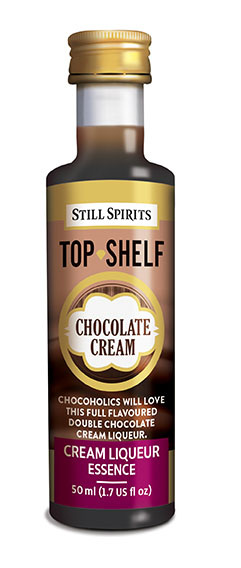 Top Shelf Chocolate Cream