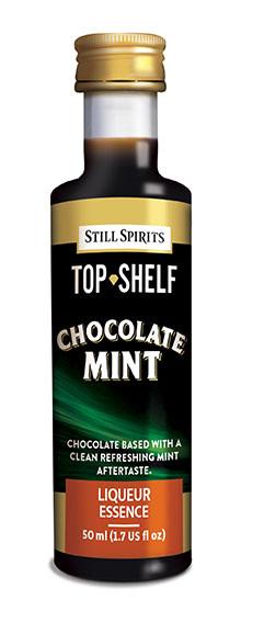Top Shelf Chocolate Mint