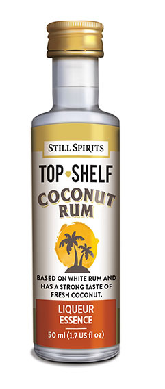 Top Shelf Coconut Rum