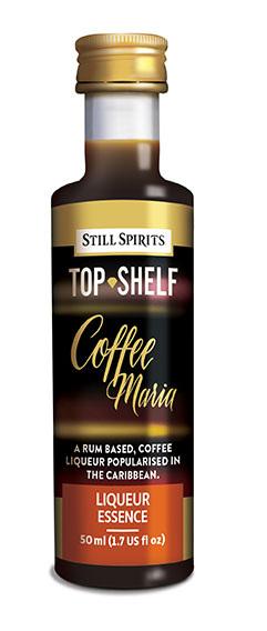 Top Shelf Coffee Maria