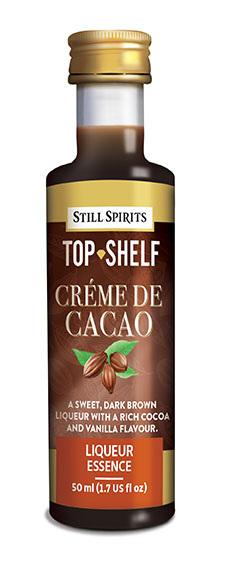Top Shelf Creme de Cacao