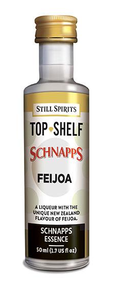 Top Shelf Feijoa Schnapps