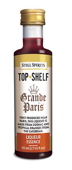 Top Shelf Grande Paris