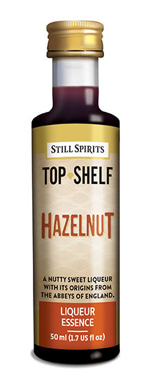 Top Shelf Hazelnut