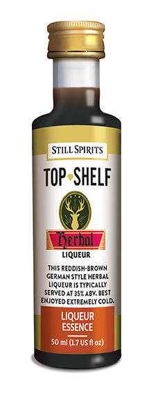 Top Shelf Herbal Liqueur
