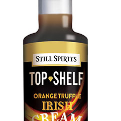 Top Shelf Irish Cream (Orange Truffle)
