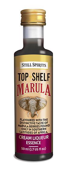 Top Shelf Marula Cream