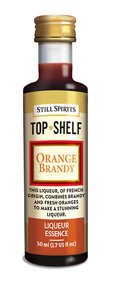 Top Shelf Orange Brandy